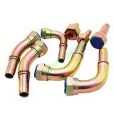 El productor BSP/BSPT/JIC/NPT la manguera hidráulica conexiones con certificado ISO y CE