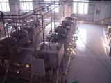 Full automatic 5000L/H a linha de produção de leite de vacas leiteiras
