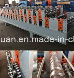 Máquina/rodillo acanalados del material para techos que forma la máquina