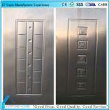 Geprägte Stahltür-Blätter mit 12 Jahren Fertigung-Erfahrungs-