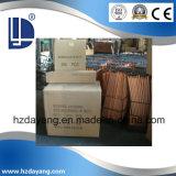 Verbundene Kupfer-Überzogene Kohlenstoff-Elektrode/Rod B511j