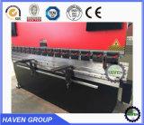 WC67K CNC hydraulische verbiegende pressbrake Maschine