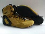American Men's Gym Bottes d'Haltérophilie MMA Wrestling Boxe Chaussures de bodybuilding