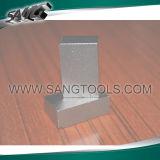 De Segmenten van de diamant van het In blokken snijden (SG-033)