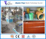 PVC螺線形によって補強される吸引のホースの放出ライン/生産ライン