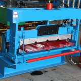 PPGI PPGL Stahlfliese-Metalldach-Rolle, die Maschine bildet