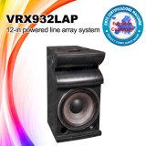 Línea activa audio profesional altavoz del sistema de sonido de Vrx932lap del arsenal
