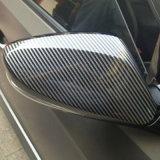 Involucro reale eccellente del vinile dell'automobile della fibra del carbonio 5D di lucentezza di Tsautop 1.52X20m con la versione dell'aria