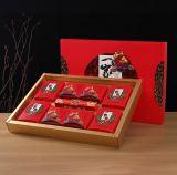 Heißer Verkaufs-stellte hochwertiges Deckel-Vorstand-Papier Mooncake Kasten, Mooncake Geschenk-Kasten her