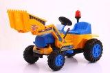 China-Baby-Kind-Spielwarennavvy-elektrisches Auto-LKW-Planierraupen-Fahrt auf Spielzeug