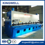Venda a quente da máquina de corte guilhotina de Chapa de Metal (QC11Y-16X6000)