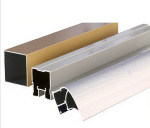 O perfil de alumínio para o diodo emissor de luz descasca o perfil de alumínio do diodo emissor de luz