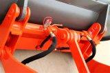 Carregador pequeno da roda da parte frontal do Ce da manufatura de Zl20 China com cubeta da neve