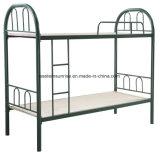 簡単なホステルの広く利用された現代二重金属のベッド