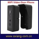 Telefono del portello di WiFi HD della macchina fotografica astuta del campanello di WiFi video con il taglio di IR