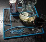 China Fabricação Barato preço o logotipo personalizado Barra de PVC Mat, Tapete de Barra de Publicidade de promoção das partes