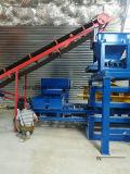 Qt12-15空のブロック、固体ブロックおよびペーバーのブロック型のための油圧連結のフライアッシュの煉瓦作成機械