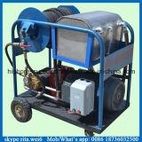 Máquina de alta presión de la limpieza del tubo de agua del motor de gasolina pequeña