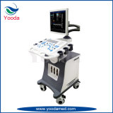 Máquina cheia do ultra-som do equipamento médico da imagem latente do feixe de Digitas do portátil leve e fino