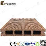 Placa de assoalho ao ar livre plástica de madeira do Decking do composto WPC do preço