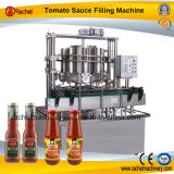 トマトソースの充填機