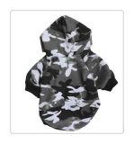 Étanche au vent réversible de style britannique chien Plaid Vest manteau d'hiver chaud Chien Vêtements pour temps froid veste de chien