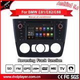 Reproductor de DVD de coche Android 5.1 para Bmwbmw 1 E81 / E82 / E88 Radio de navegación con conexión telefónica