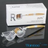 Rullo della pelle di Microneedles del rullo di Derma degli aghi di Zgts 192 per ringiovanimento della pelle