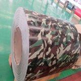 Il colore di PPGI ha ricoperto la bobina d'acciaio galvanizzata bobina d'acciaio per lo strato del tetto