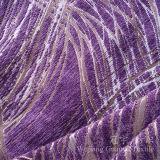 소파를 위한 100%년 폴리에스테 털실 염색된 가정 직물 셔닐 실 직물