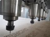 Ranurador multi FM1325s6 del CNC de las pistas del cilindro del surtidor de China