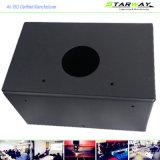 Kundenspezifischer schwarzes Puder-überzogener Herstellungs-Kasten