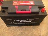 DIN90mf 12V90ahの手入れ不要の鉛酸車の蓄電池