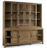 Estantería de madera maciza muebles Estantería/Sala de estar