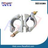 Types de coupleur d'échafaudage forgé à gradation de Sigma de 48,3 mm (FF-0001)
