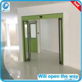 Portes hermétiques automatiques/manuelles pour des Cleanrooms d'hôpital comme théâtres d'opération, ICU