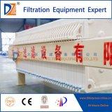 Dazhang hydraulische Raum-Plattenfilter-Presse für die Klärschlamm-Entwässerung