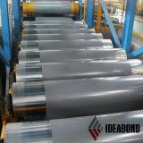 Bobina de alumínio revestido de cores Ideabond