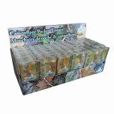 인쇄된 고급 화장지 가구 종이 조직에 의하여 주문을 받아서 만들어지는 상자 조직