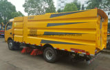 Dongfeng Sweeper Truck 120HP Road Cleaning Vehicle