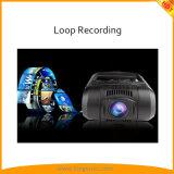 170度の角度のFHD 1080P WiFiのダッシュのカメラ