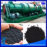 A combinação do teor de compostos orgânicos linha de processamento de granulado