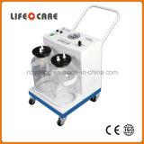 휴대용 진공 의학 흡입 장치 이동할 수 있는 흡입 기계 진공 흡입 장치