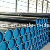 API 5L ASTM A106/A53 Gr. B 탄소 강철 이음새가 없는 관 또는 상단 판매