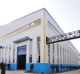 가벼운 조립식 강철 구조물 주물 작업장