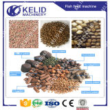 certificado CE alta saída de alimentos para peixes planta da fábrica