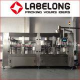 Machine de remplissage automatique de confit de sauce avec ligne d'étiquetage