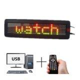pH 7.62mm 5V lampada della barra dei messaggi dell'indicatore luminoso della visualizzazione di LED di Rg di 748 serie mini e scheda del segno della visualizzazione di messaggio del segno