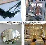 Espejo gris oscuro del plata/de aluminio con el Ce, ISO