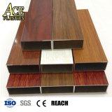 박판 단단한 높은 광택 있는 장식적인 PVC 단면도 필름